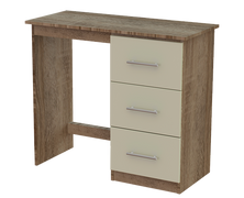 Iona 3 Drawer Dressing Table