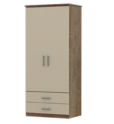 Iona 2 Door 2 Drawer Wardrobe