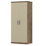 Iona 2 Door 1 Shelf Wardrobe