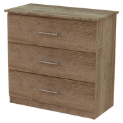 Tuskar 3 Deep Drawer Chest