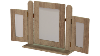 Tuskar Triple Square Mirror
