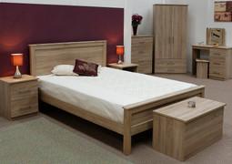Tuskar 4'6 Bed