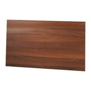 Noche Walnut 4'6ft Double Headboard