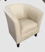 Leslie Tub Chair-Beige