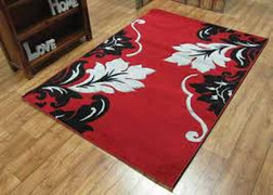 Vibe Collection-Red 2527 (80 x 150cm)