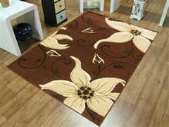 Palace Collection-Brown ( 115 x 165 cm )