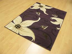 Palace Collection-Purple ( 160 x 220 cm )