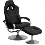 Stig Gaming Chair and Footstool