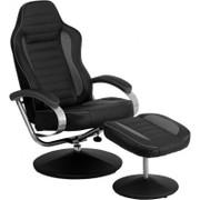 Nanotech Gaming Chair & Footstool