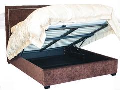 Eden 3' Ottoman Bed
