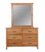 Rome 6 Drawer Wide Chest