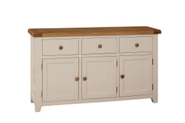 Juliet 3 door / 3 drawer sideboard