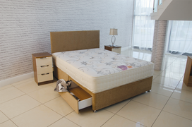 Back Care 3 ft Mattress & Divan Base