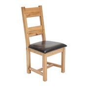 Portland Cushion seat chair