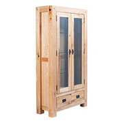 Portland 2 Door Display unit