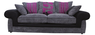 Zita 2 Seater-Grey