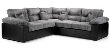 Ameba Corner Suite-Grey RH