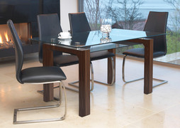 Maya Dining Set & 6 Irma Dining Chairs