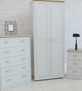 Heritage Grey Chest-5 Drawer