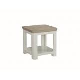 Treviso Painted Lamp Table