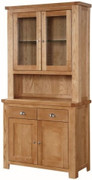 Carlingford Ash 2 Door Buffet Hutch
