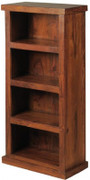 Jaipur Low Narrow Bookcase