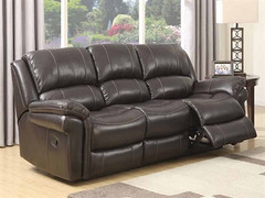 Farnham 3 seater-Brown