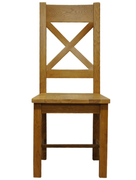 Largo Dining Chair-Cross Back