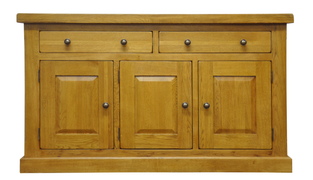 Largo 3 Door 2 Drawer Sideboard
