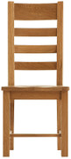 Oakham Ladder Chair Wooden