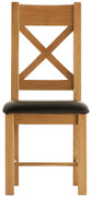 Oakham Cross Back Chair Seat