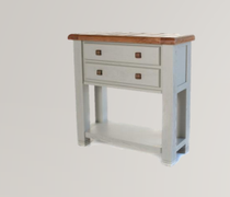 Danube French Grey Console Table