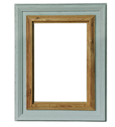 Danube French Grey Mirror