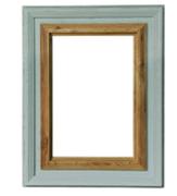 Danube French Grey Mirror