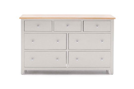 Chambery Dressing Chest- 7 Drawer
