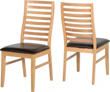 Boston Dining Chair-oak