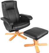 Premier Recliner Chair with Foot Stool