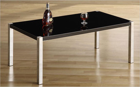 Charisma Coffee Table- Black