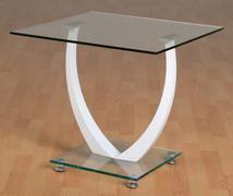 Hanley Lamp Table-White