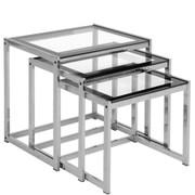 Hanley Nest of Tables-White