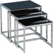 Hanley Nest of Tables-Black