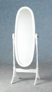 Contessa Cheval Mirror-White