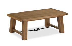 Chesapeake Oak Coffee Table