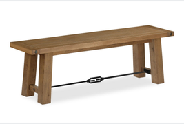 Chesapeake Oak Bench