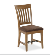 Chesapeake Oak Slatted Dining Chair