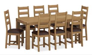 Sherwood EX Dining Table-150 cm