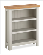 Devon Low Bookcase