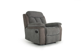 Brampton 1 Seater-Grey