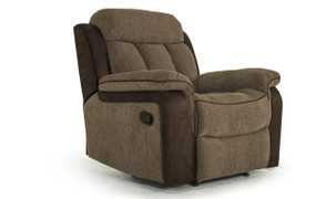 Brampton 1 Seater-Brown