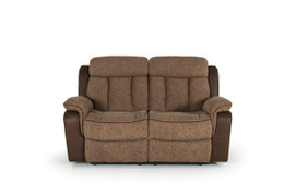Brampton 2 Seater-Brown